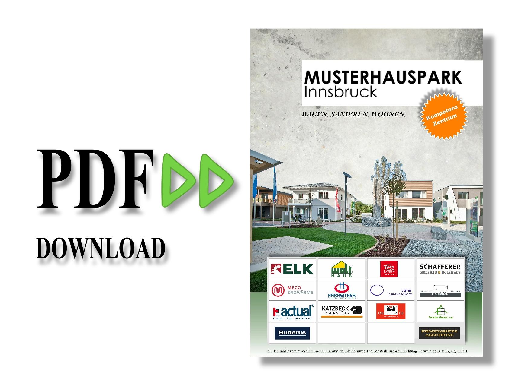 hier klicken - Musterhauspark PDF